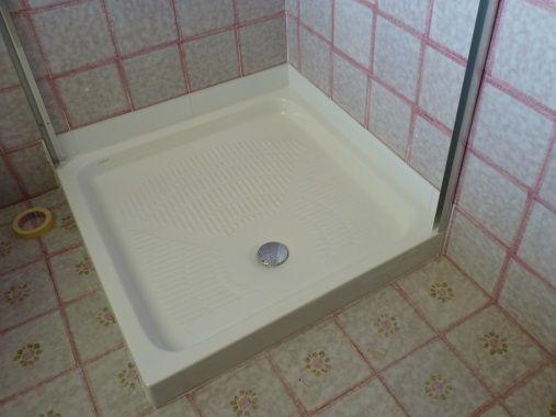 Box doccia pieghevole senza piatto sogno immagine spaziale - Piatto doccia incassato nel pavimento ...